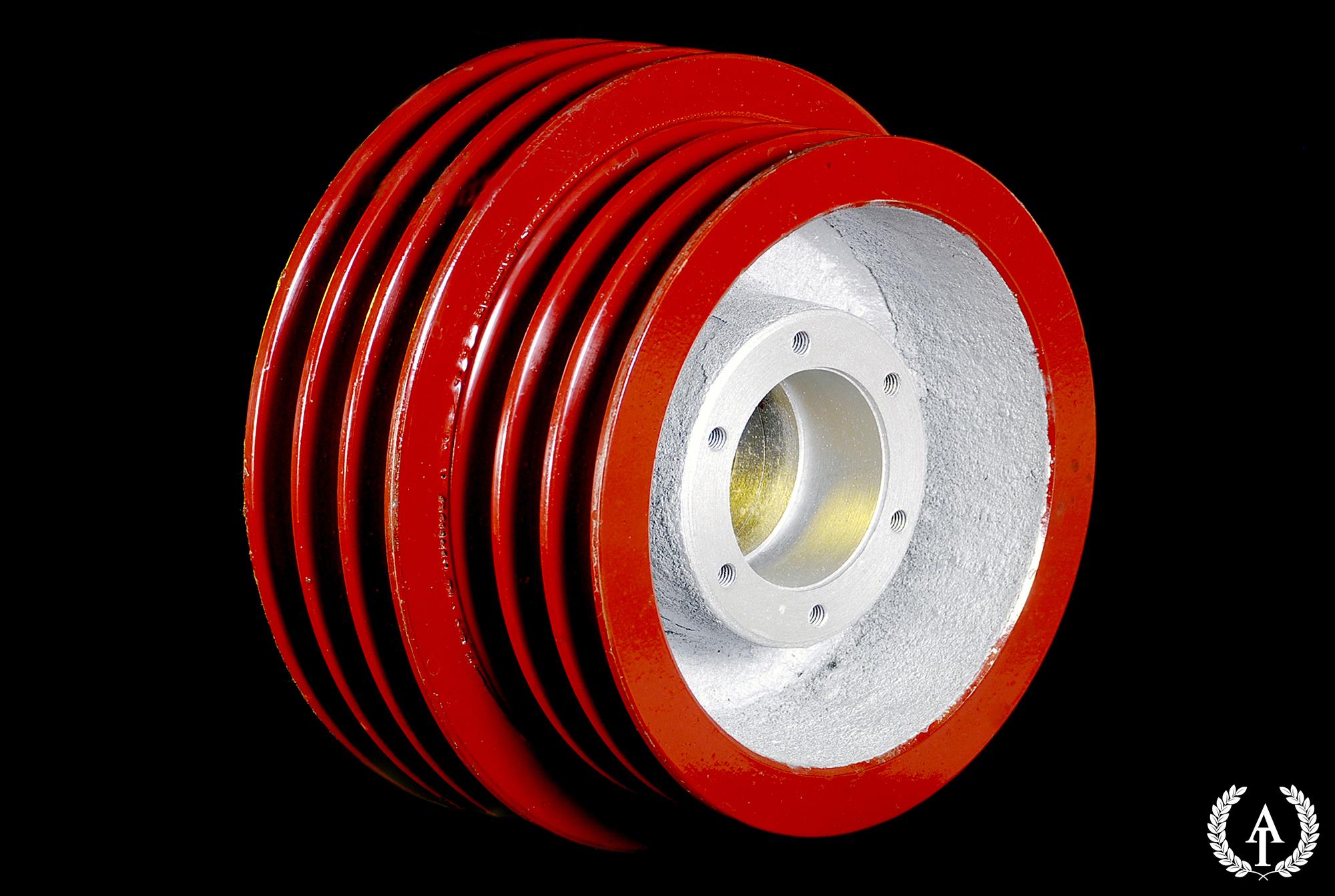 Pulley VIC Bearing Type - Ajit Industries